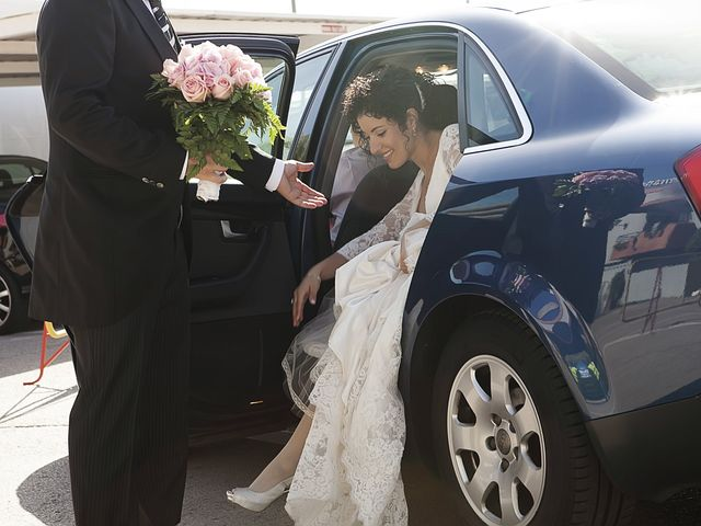 La boda de Vicente y Laura en Albal, Valencia 32