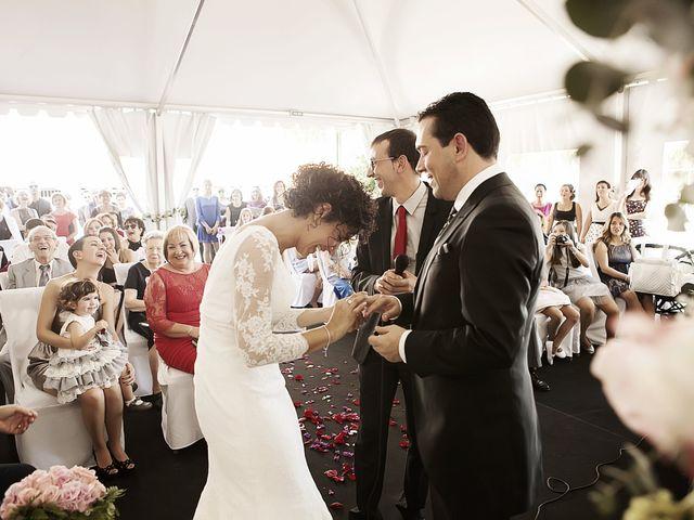 La boda de Vicente y Laura en Albal, Valencia 35