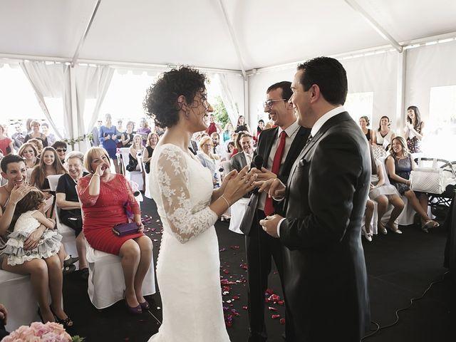 La boda de Vicente y Laura en Albal, Valencia 36