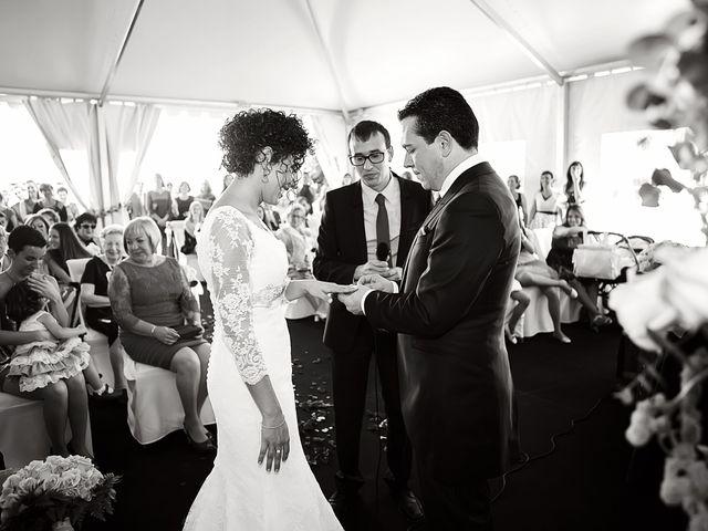 La boda de Vicente y Laura en Albal, Valencia 37