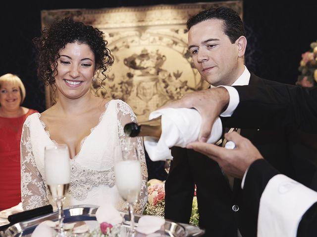 La boda de Vicente y Laura en Albal, Valencia 41