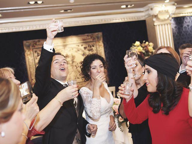 La boda de Vicente y Laura en Albal, Valencia 42