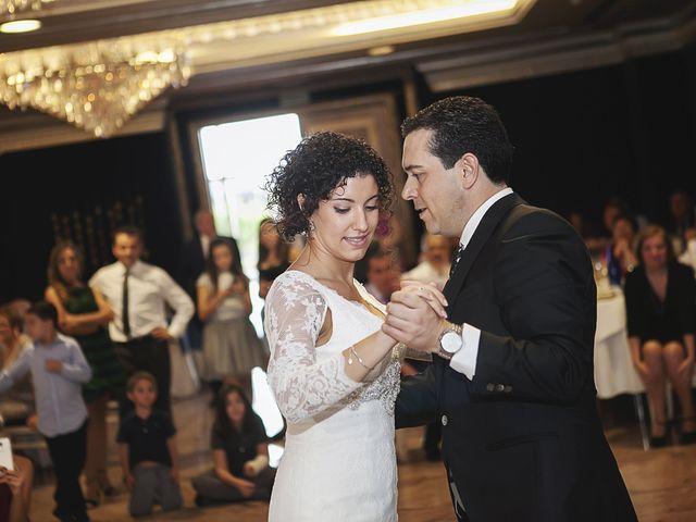 La boda de Vicente y Laura en Albal, Valencia 44