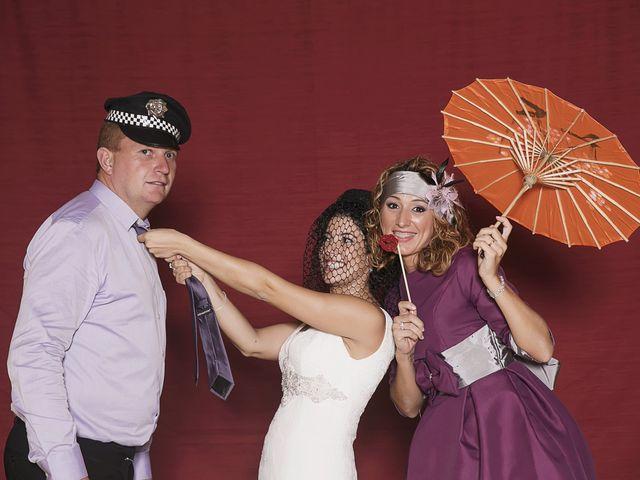 La boda de Vicente y Laura en Albal, Valencia 47