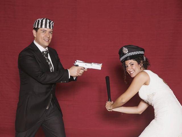 La boda de Vicente y Laura en Albal, Valencia 48