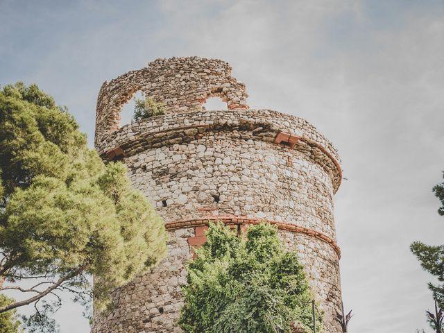 La boda de Baldiri y Isabel en Castelldefels, Barcelona 3
