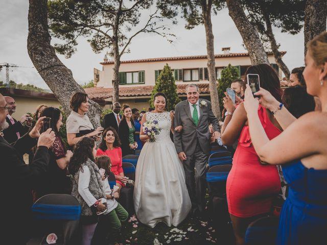 La boda de Baldiri y Isabel en Castelldefels, Barcelona 40