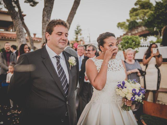 La boda de Baldiri y Isabel en Castelldefels, Barcelona 43