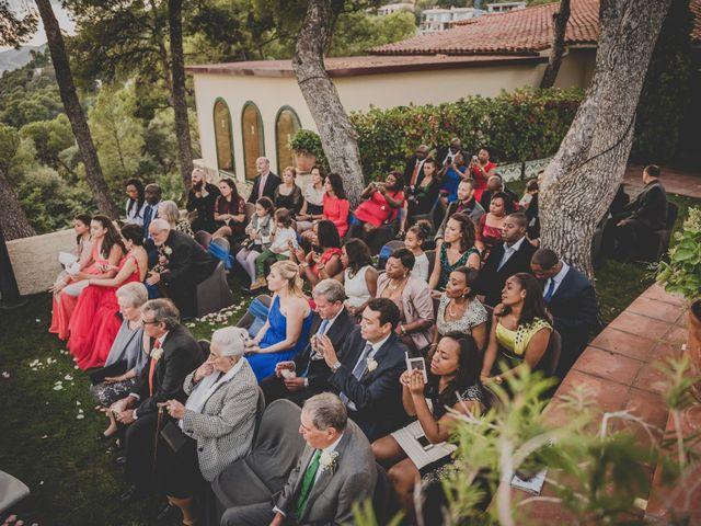 La boda de Baldiri y Isabel en Castelldefels, Barcelona 44