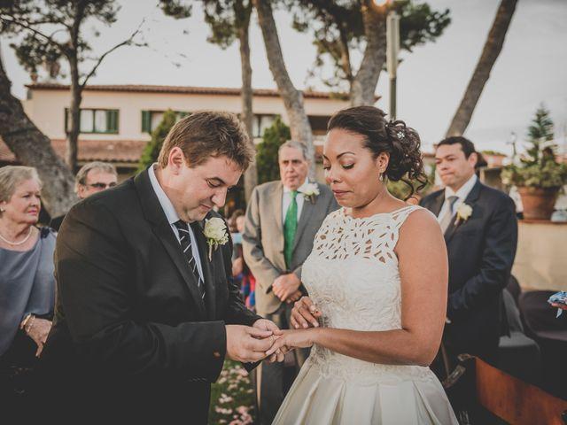 La boda de Baldiri y Isabel en Castelldefels, Barcelona 50