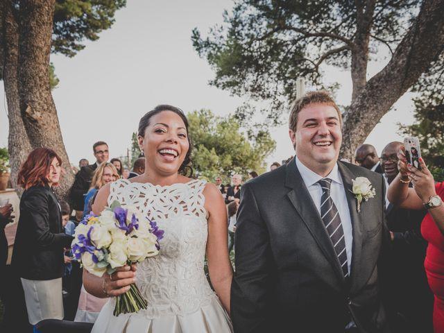 La boda de Baldiri y Isabel en Castelldefels, Barcelona 54