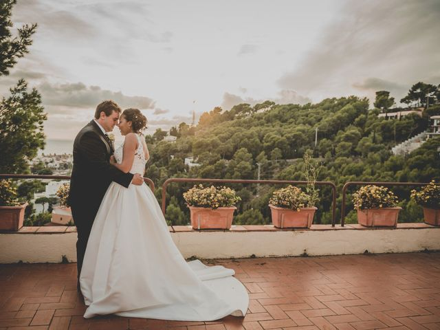 La boda de Baldiri y Isabel en Castelldefels, Barcelona 58