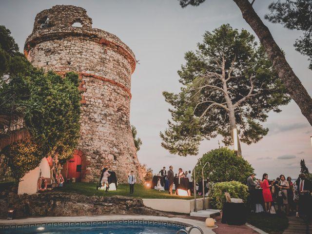 La boda de Baldiri y Isabel en Castelldefels, Barcelona 70