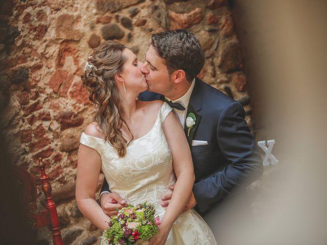 La boda de Laura y Xavi