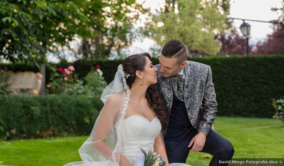 La boda de Mario y Amaya en Yunclillos, Toledo