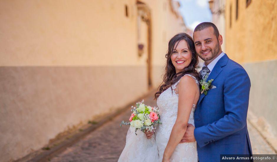 La boda de Cristi y Samuel en San Cristóbal de La Laguna, Santa Cruz de Tenerife