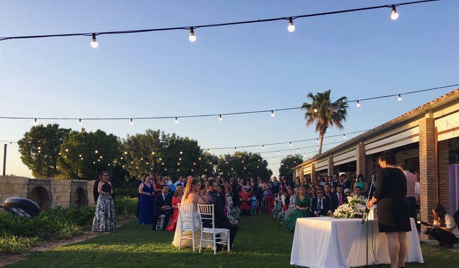 La boda de Christian y Cintia en Catarroja, Valencia