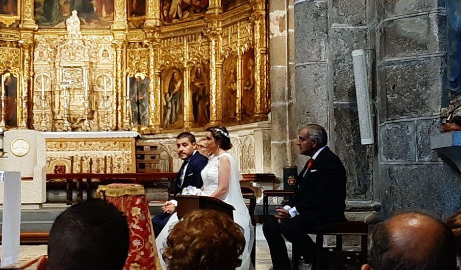 La boda de Javier y Natalia en Ávila, Ávila