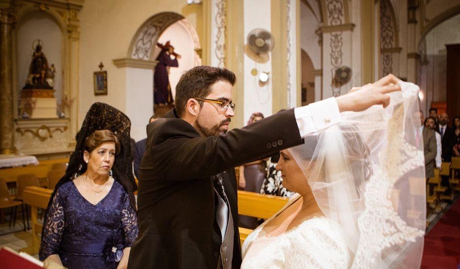 La boda de Mónica Mª y Pedro L. en Aljucer, Murcia