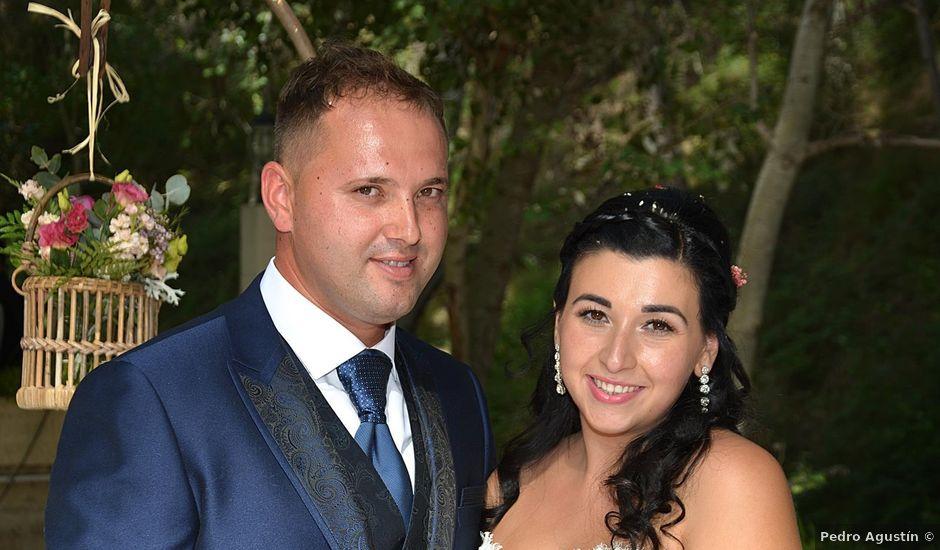 La boda de Angelino y Clare en Polop, Alicante