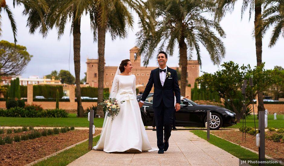 La boda de Fran y Marta en Jerica, Castellón