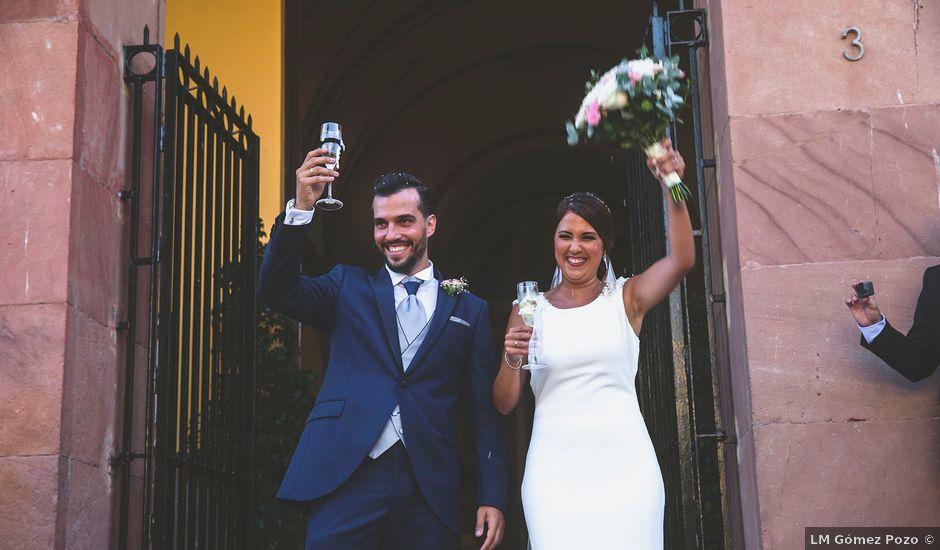 La boda de Julio y Alicia en Málaga, Málaga