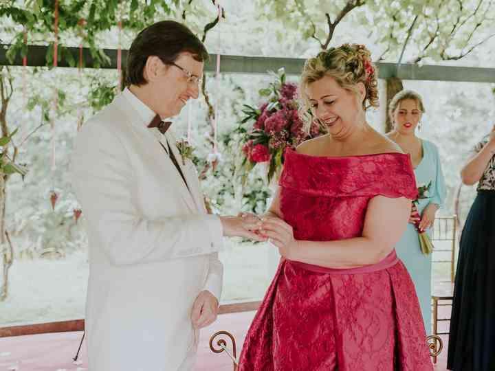 La boda de Marina y Nicolás