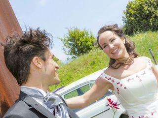 La boda de Sabrina y Rubén 1