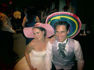 La boda de Sabrina y Rubén