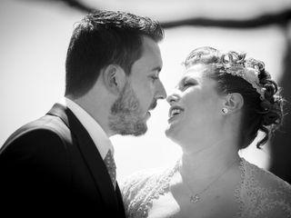 La boda de Alba y Luis