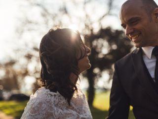 La boda de Lídia y Arseni
