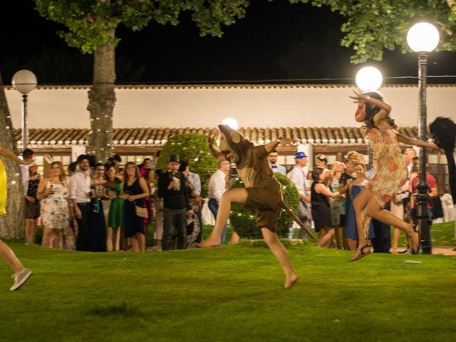 La boda de Napo y Patri en Albacete, Albacete 20