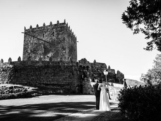 La boda de Luis y Cintia en Soutomaior, Pontevedra 10