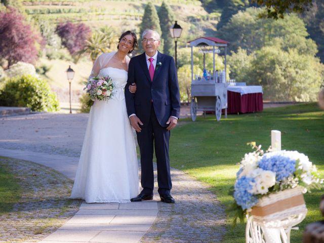 La boda de Luis y Cintia en Soutomaior, Pontevedra 11