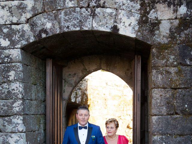 La boda de Luis y Cintia en Soutomaior, Pontevedra 13