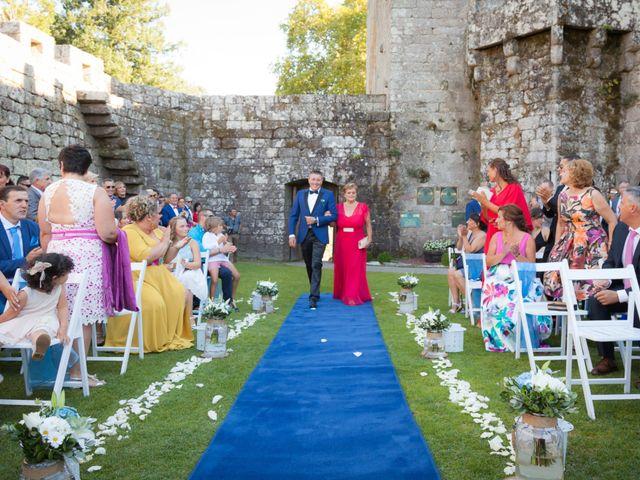 La boda de Luis y Cintia en Soutomaior, Pontevedra 14