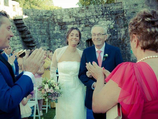 La boda de Luis y Cintia en Soutomaior, Pontevedra 16