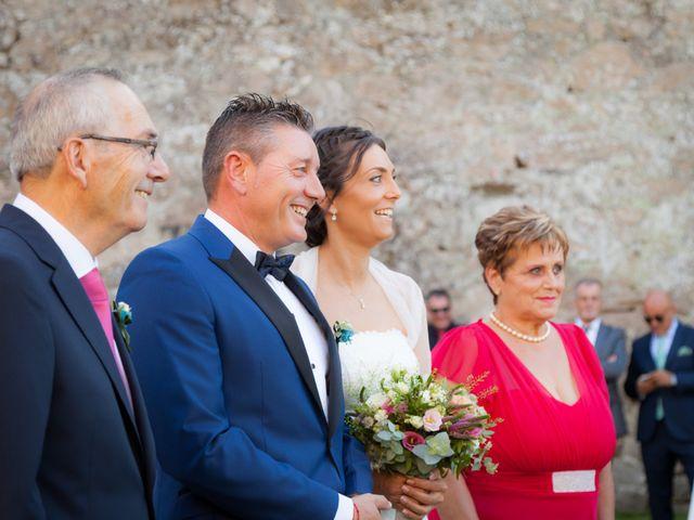 La boda de Luis y Cintia en Soutomaior, Pontevedra 17