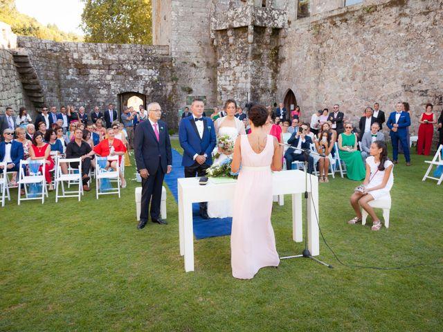 La boda de Luis y Cintia en Soutomaior, Pontevedra 18