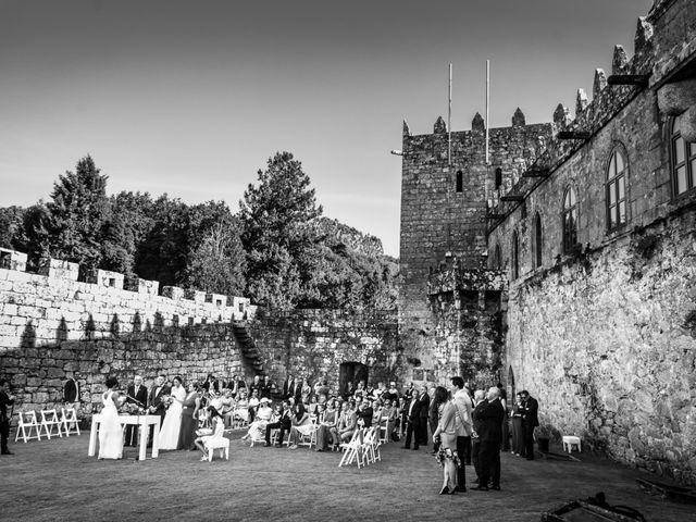 La boda de Luis y Cintia en Soutomaior, Pontevedra 19