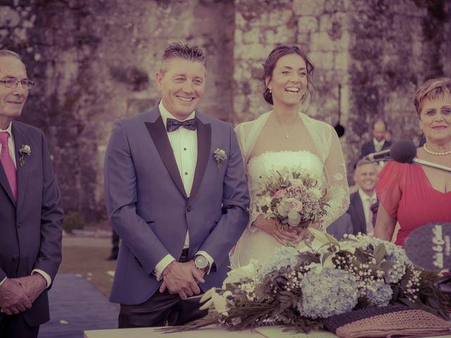 La boda de Luis y Cintia en Soutomaior, Pontevedra 22