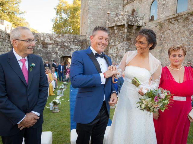 La boda de Luis y Cintia en Soutomaior, Pontevedra 24