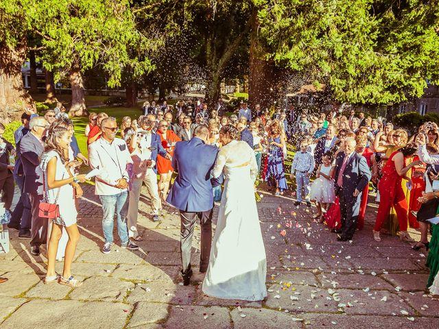 La boda de Luis y Cintia en Soutomaior, Pontevedra 26