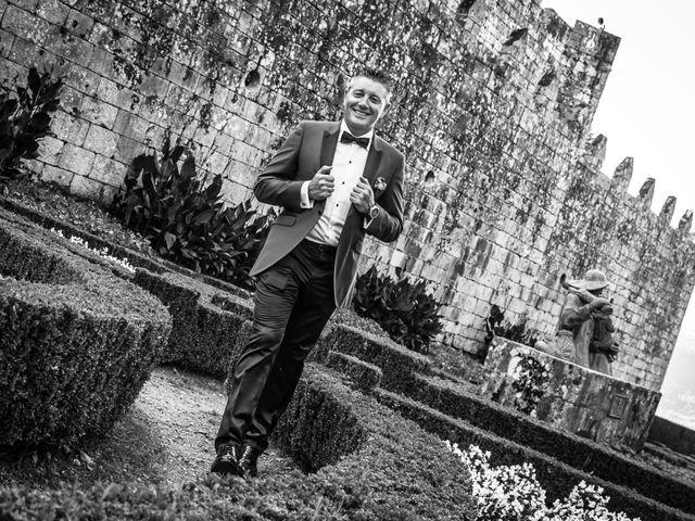 La boda de Luis y Cintia en Soutomaior, Pontevedra 32