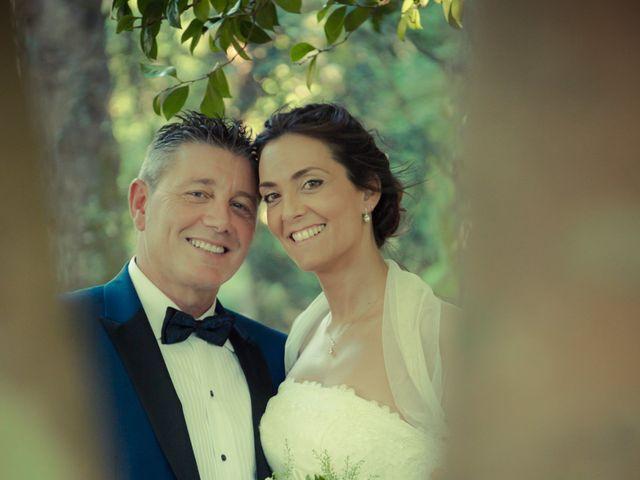 La boda de Luis y Cintia en Soutomaior, Pontevedra 33