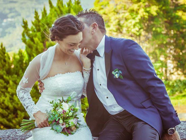 La boda de Luis y Cintia en Soutomaior, Pontevedra 38