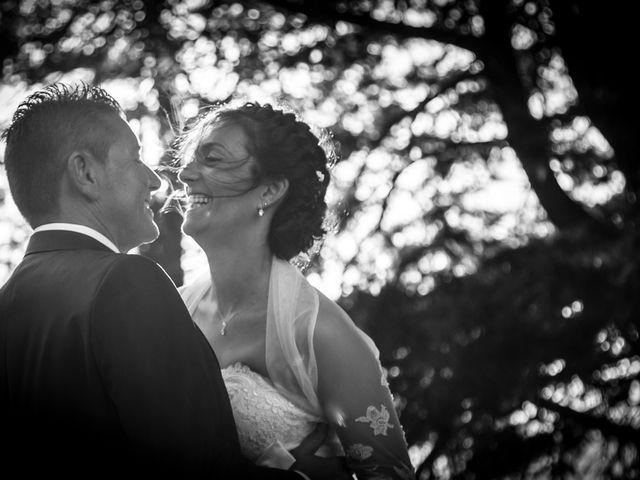 La boda de Luis y Cintia en Soutomaior, Pontevedra 39