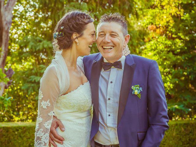 La boda de Luis y Cintia en Soutomaior, Pontevedra 1