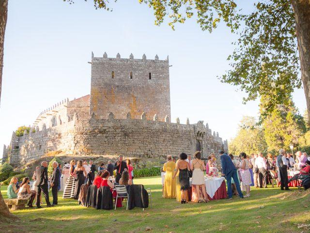 La boda de Luis y Cintia en Soutomaior, Pontevedra 42