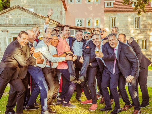 La boda de Luis y Cintia en Soutomaior, Pontevedra 44